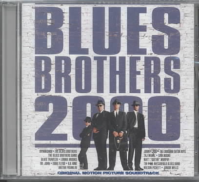 BLUES BROTHERS 2000 (OST) (CD)