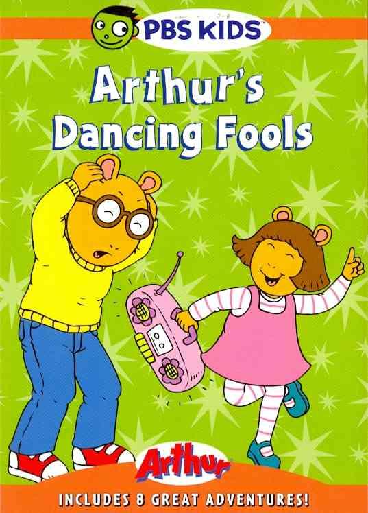 ARTHUR:DANCING FOOLS BY ARTHUR (DVD)